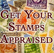Get your stamps appraised
